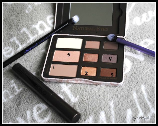 Boho cosmetics by mystic - Palette maquillage aimantee ...